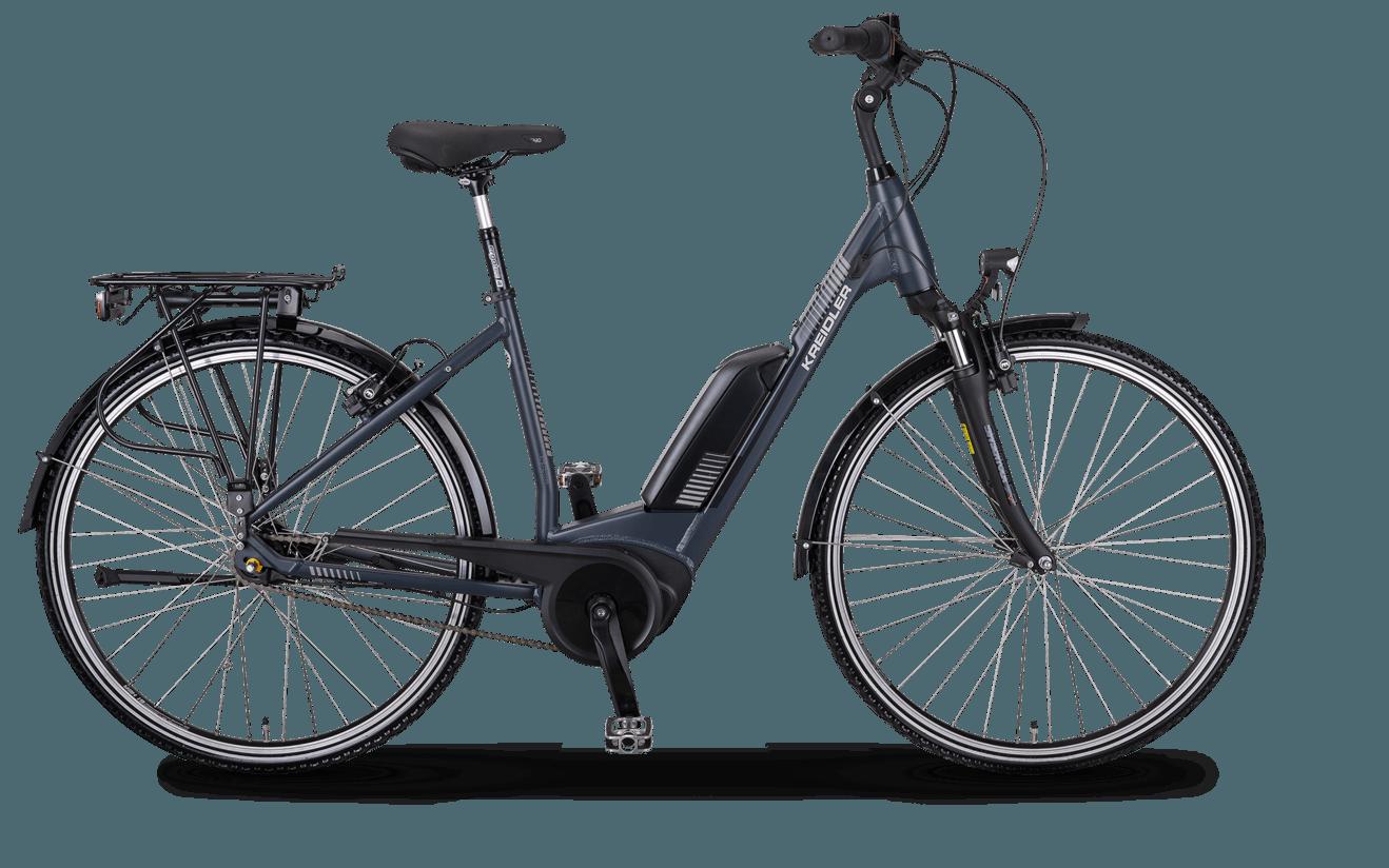Kreidler Vitality Eco 1 Dame 2020 - Blå