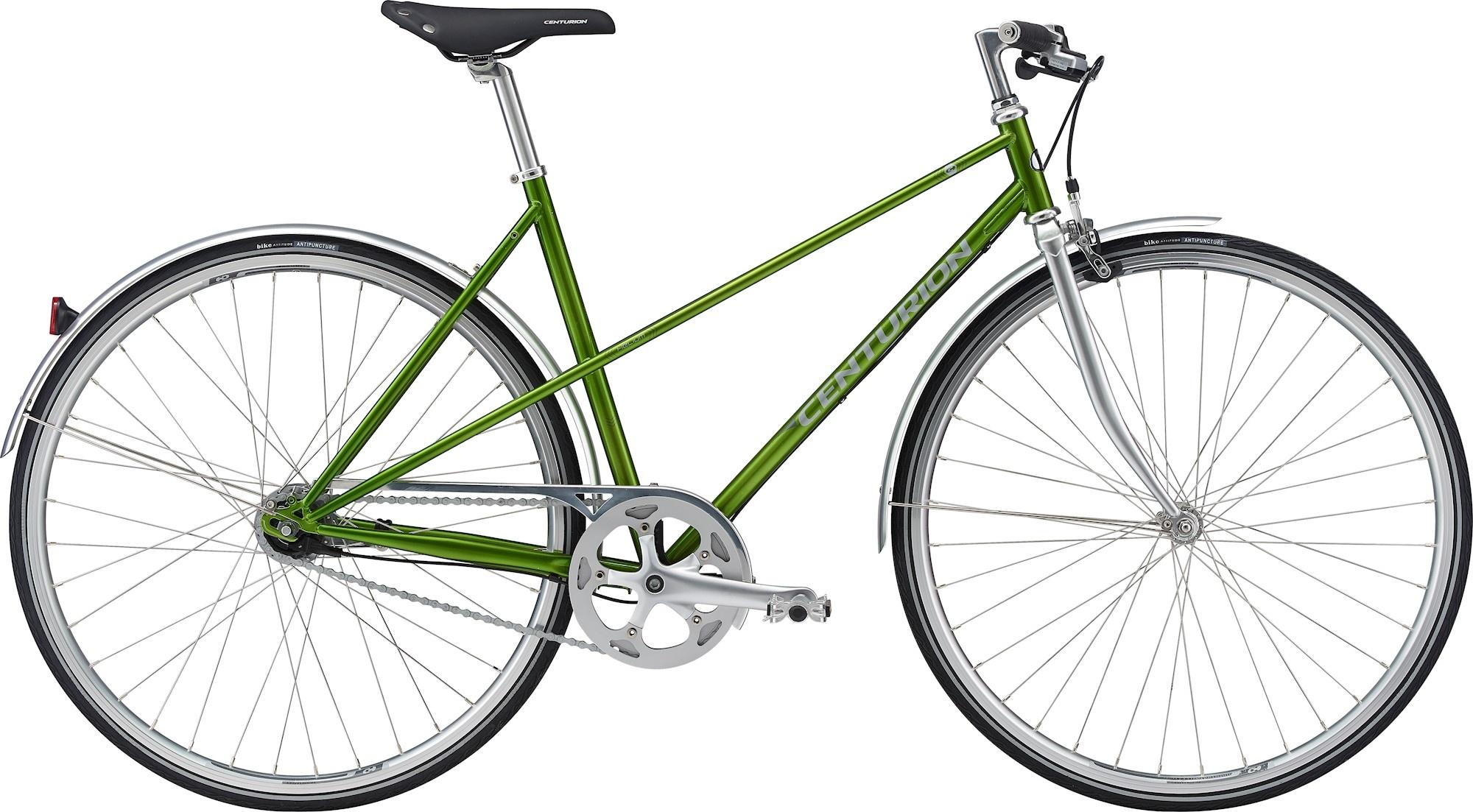 Centurion Helium Dame 7g 2021 - Grøn