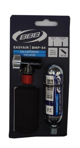 BBB EasyAir Co2 pumpe - BMP-34