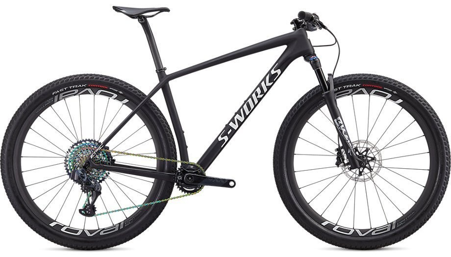 Specialized S-Works Epic AXS 2020 - sort