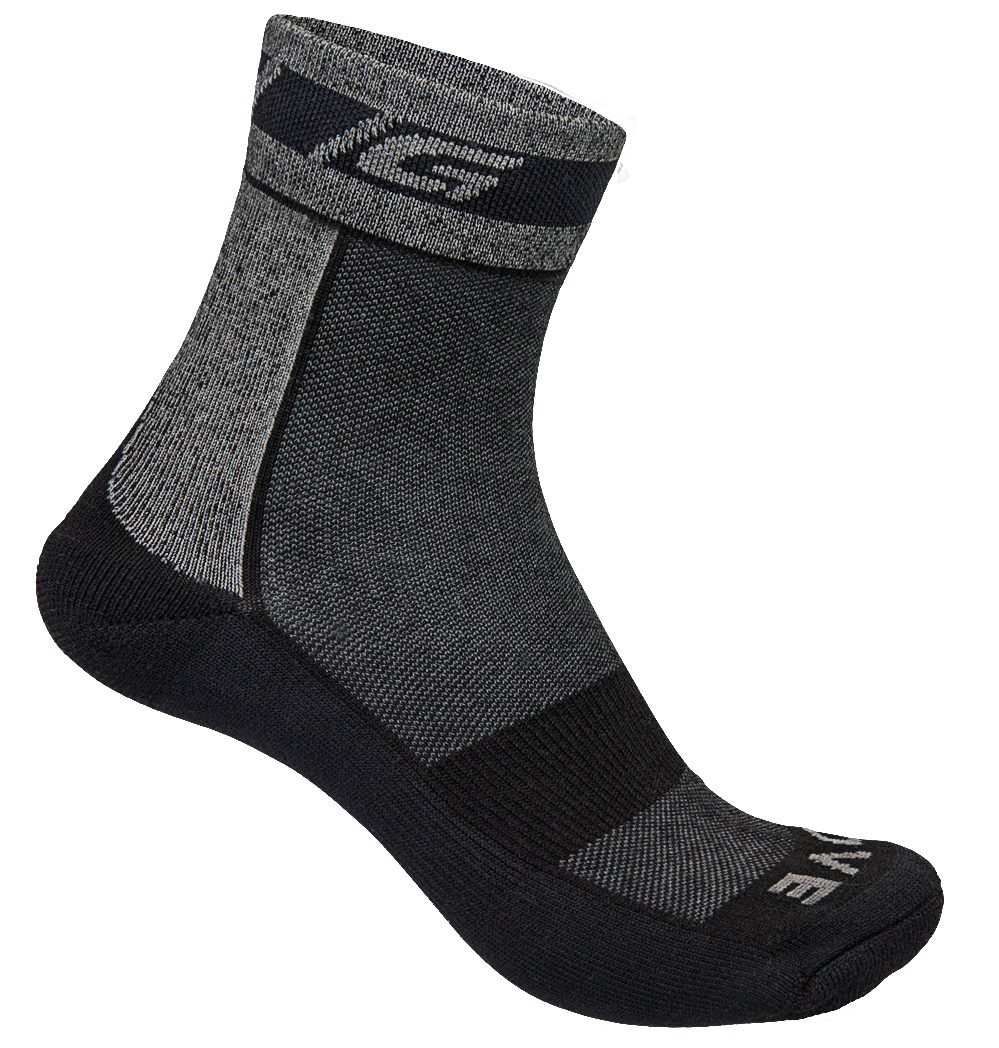 GripGrab Merino Winter Cycling Sock - sort