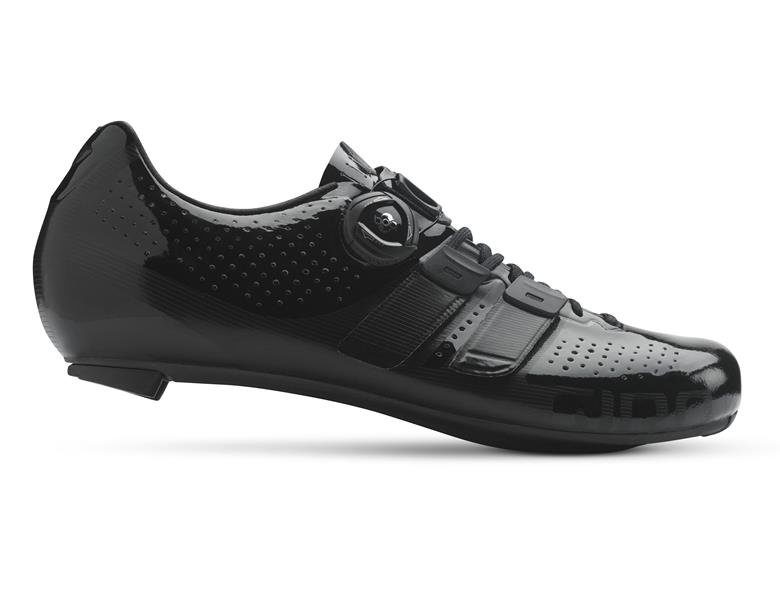 Giro Factor Techlace Cykelsko - Sort