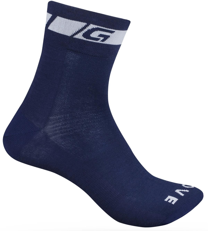 Gripgrab Gripgrab Classic Regular Cut Sok - Blå Beklædning > Cykeltøj Til Herre