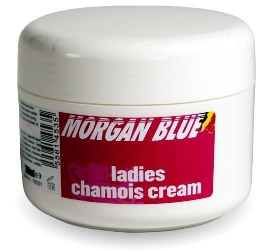 Morgan Blue Buksefedt Woman - 200ml