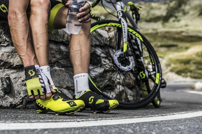Race cykelsko - sko til landevejscykling