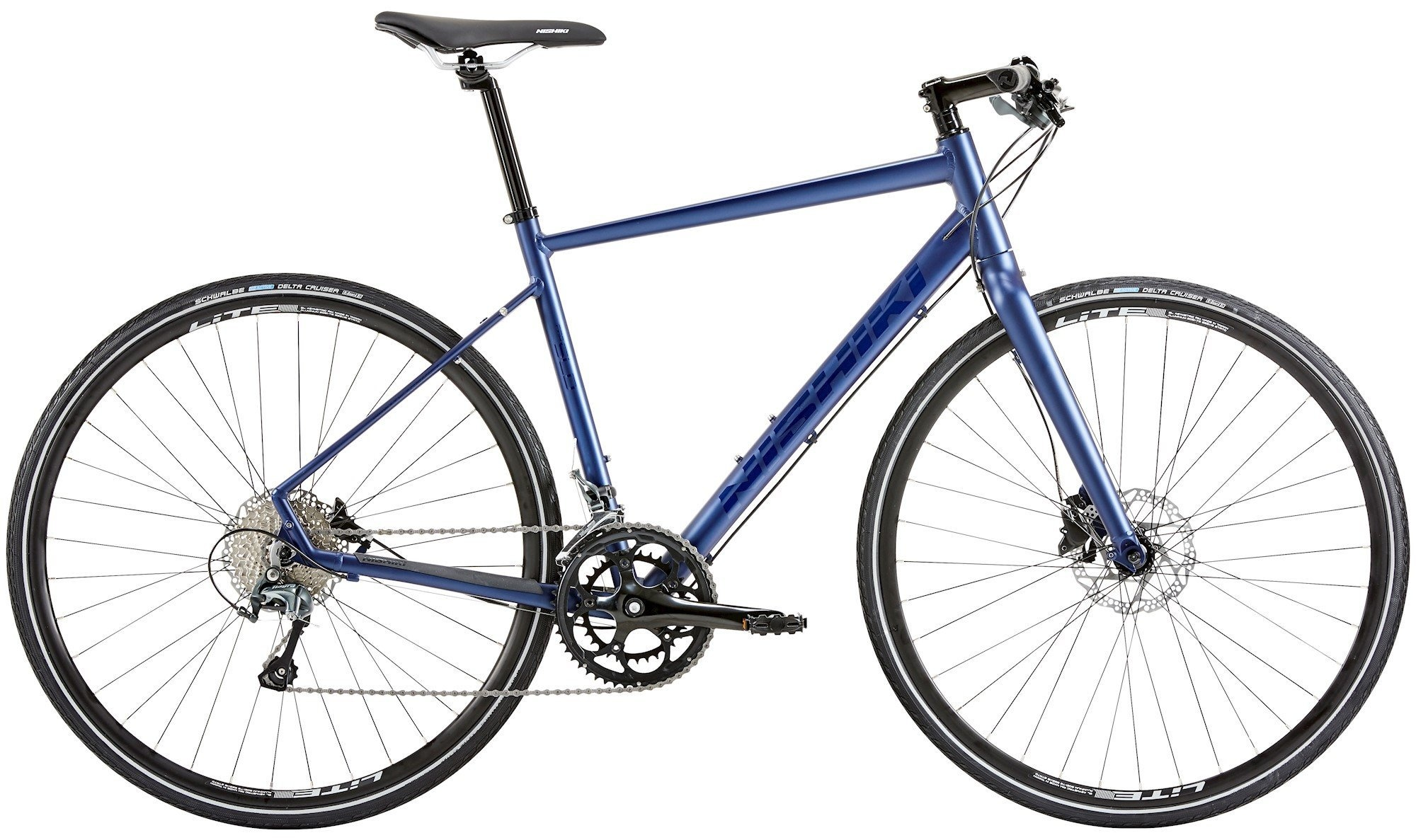 Nishiki Nishiki Pro Sld Herre 20G Skivebremse 2020 - Blå Cykler > Herrecykler