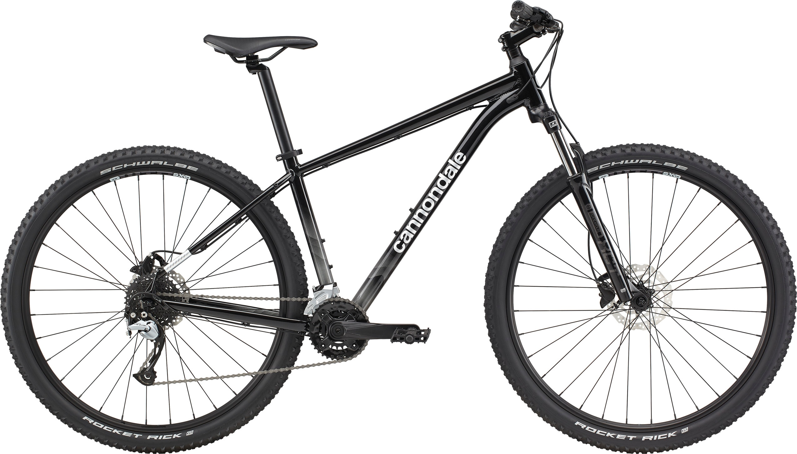 Cannondale Trail 7 2021 - sort