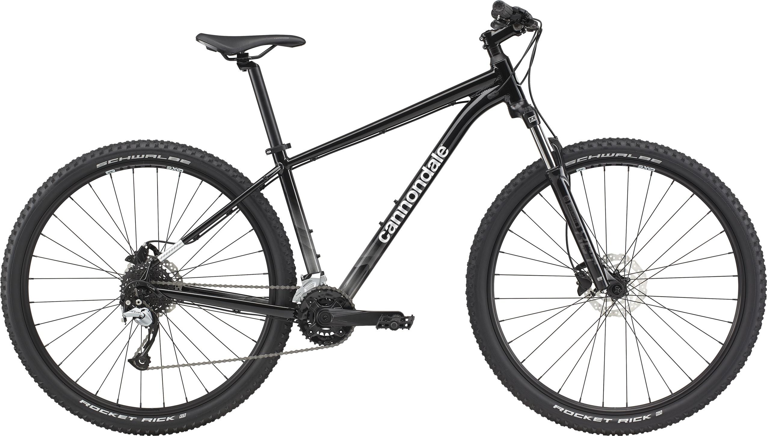 Cannondale Trail 7 2021 - sort | mountainbike