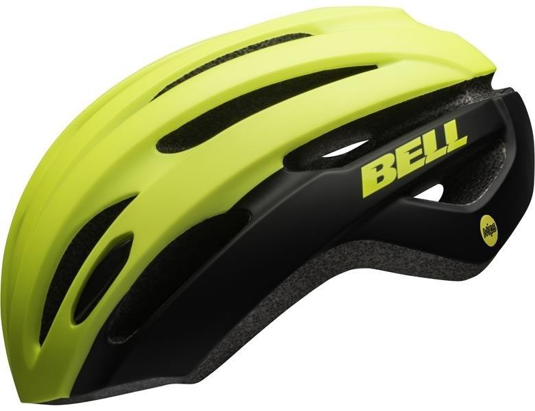 Bell Avenue Mips Matte Gloss White Grey | cykelhjelm
