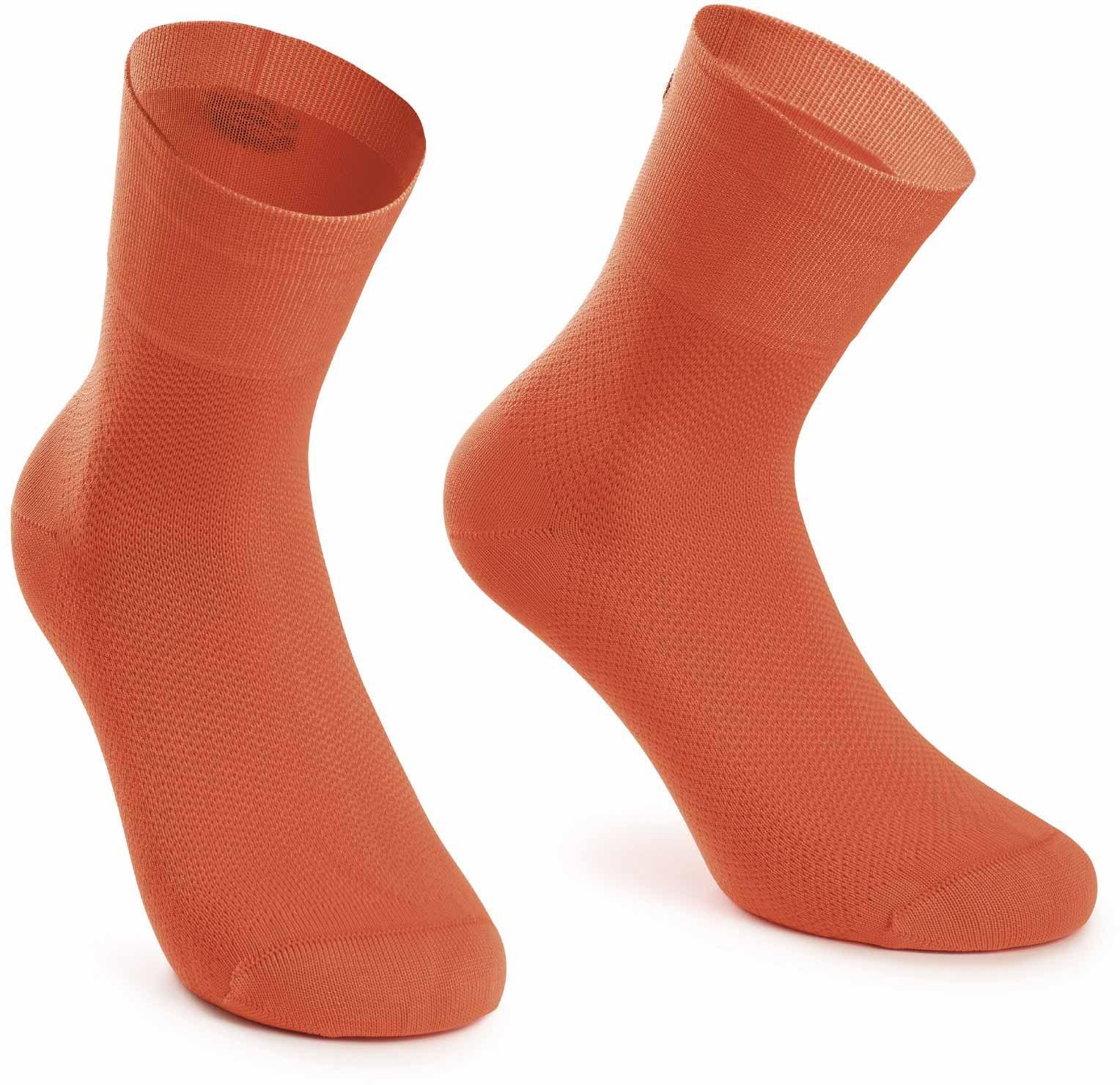 Assos Sokker Mille GT Socks, Rød