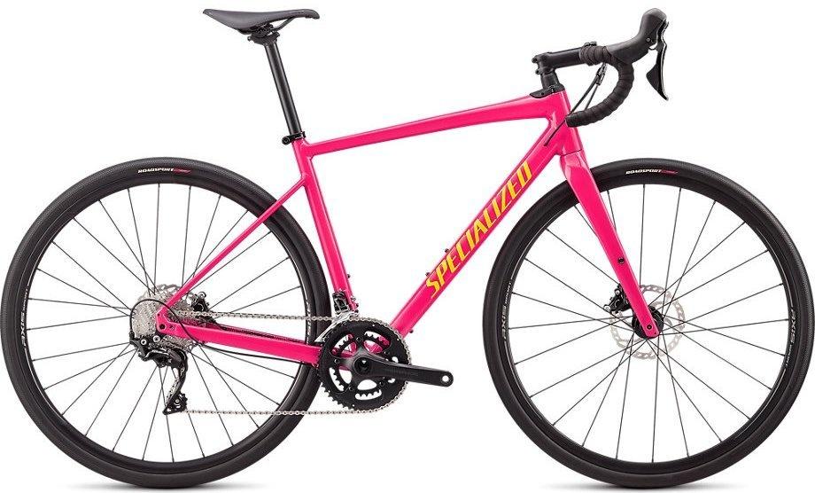 Specialized Diverge Comp E5 Alu 2020 - pink