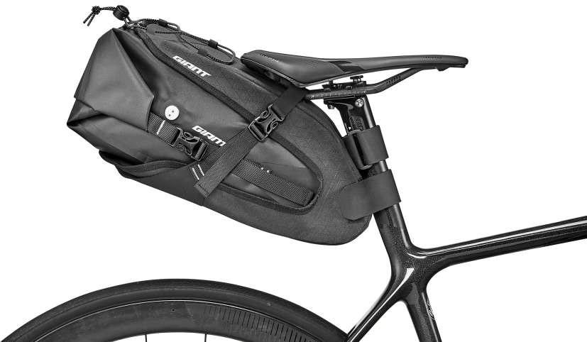 Giant H2Pro Saddle Bag - Sadeltaske - Medium