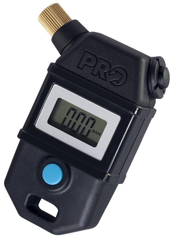 PRO Bikegear Lufttryksmåler Digital - Med udskiftelig batteri