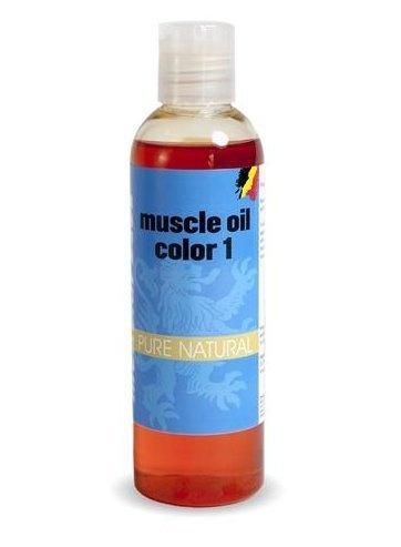 Morgan Blue Muscle Oil Color 1 - 200ml
