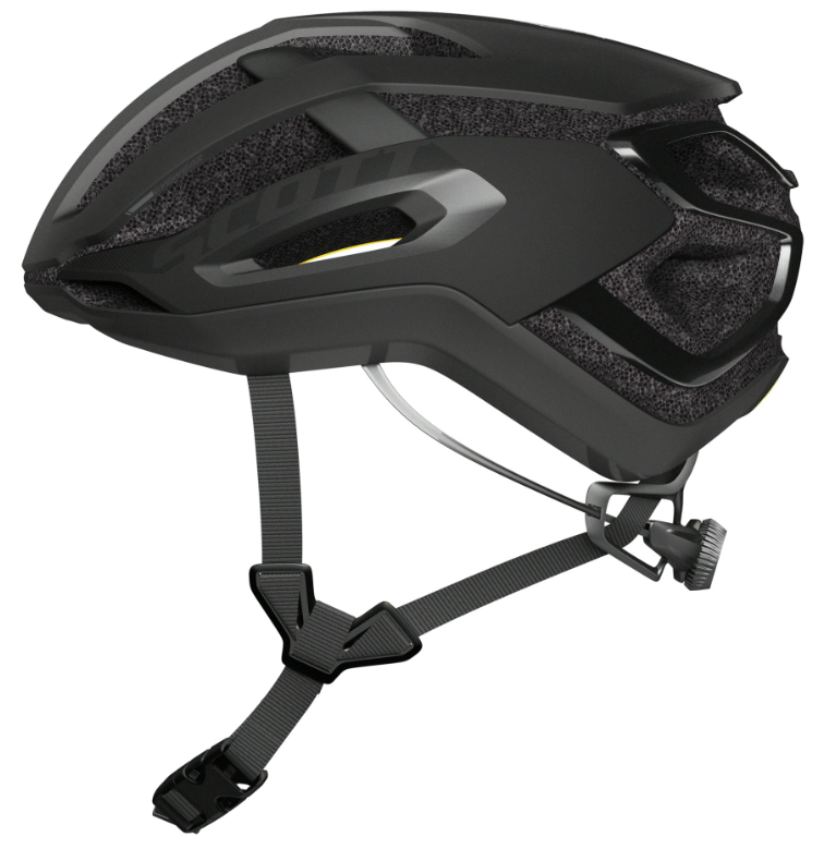 Scott Centric Plus (MIPS) Road Hjelm - Black