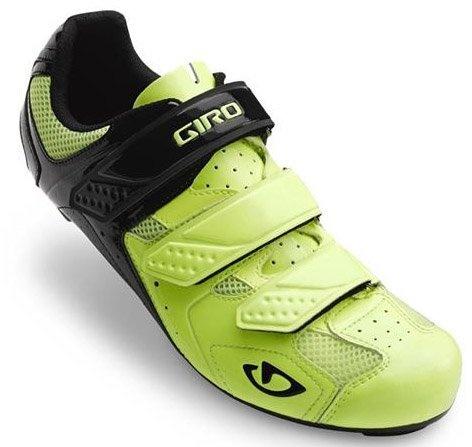 Giro Sko Treble II - Gul