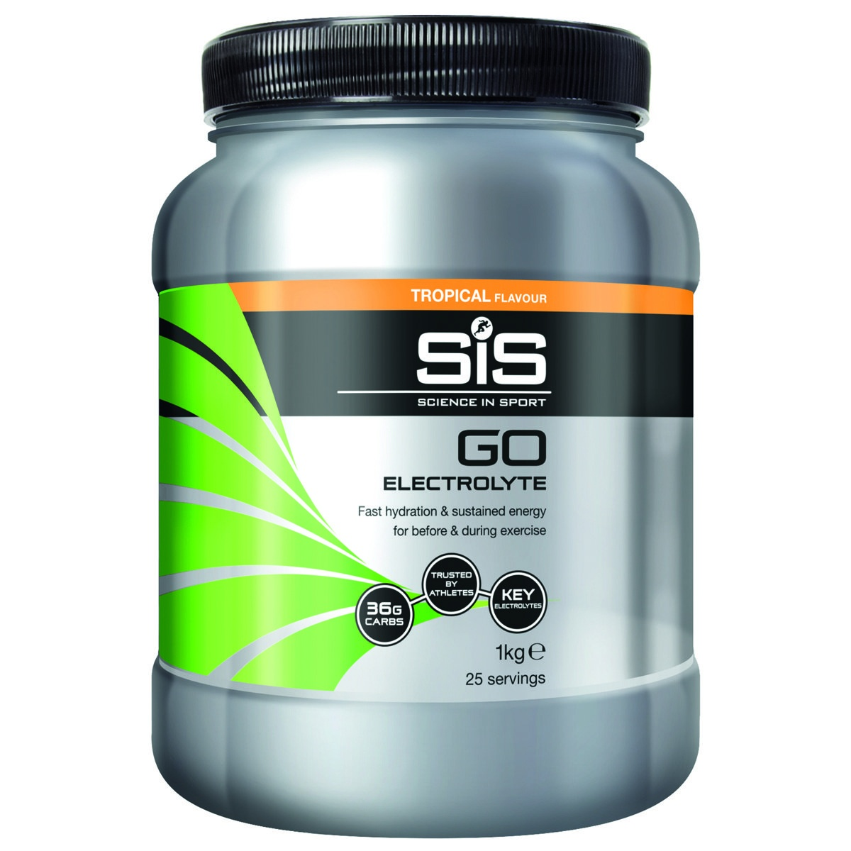 SIS Go Energy + Electrolyte Tropical - 1kg