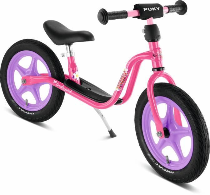 PUKY LR 1L Løbecykel, Pink