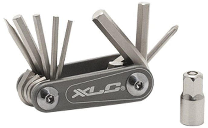 XLC Multi-tool TO-M08 - 9 funktions