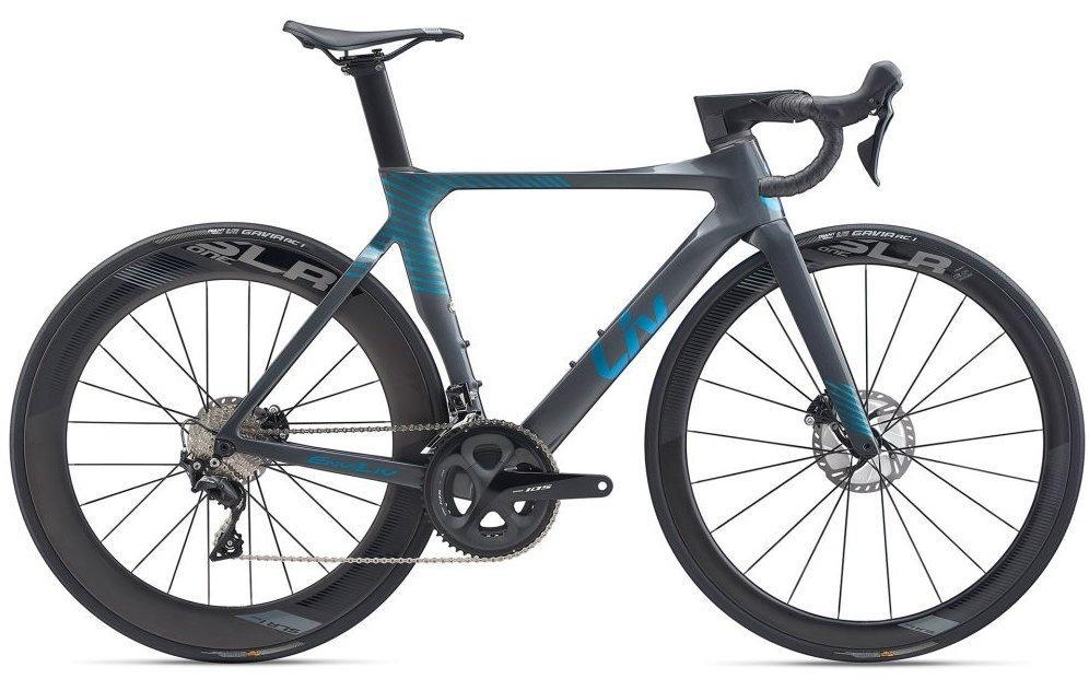 Giant Giant Enviliv Advanced Pro 2 Disc Force 2020 Cykler > Racercykler