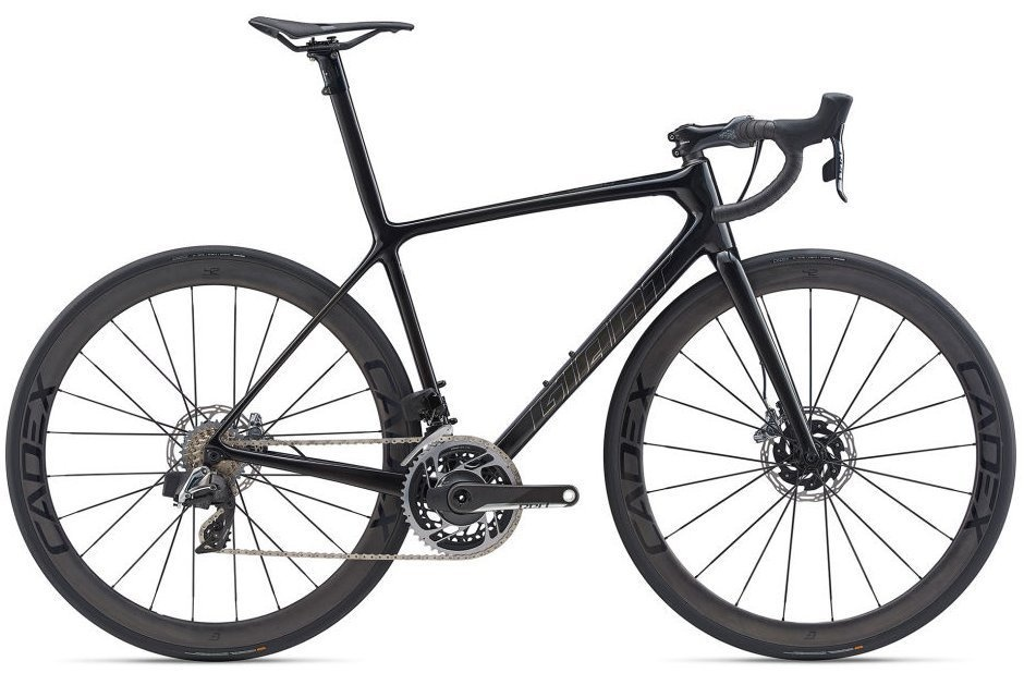 Giant TCR Advanced SL 0 Disc Red 2020