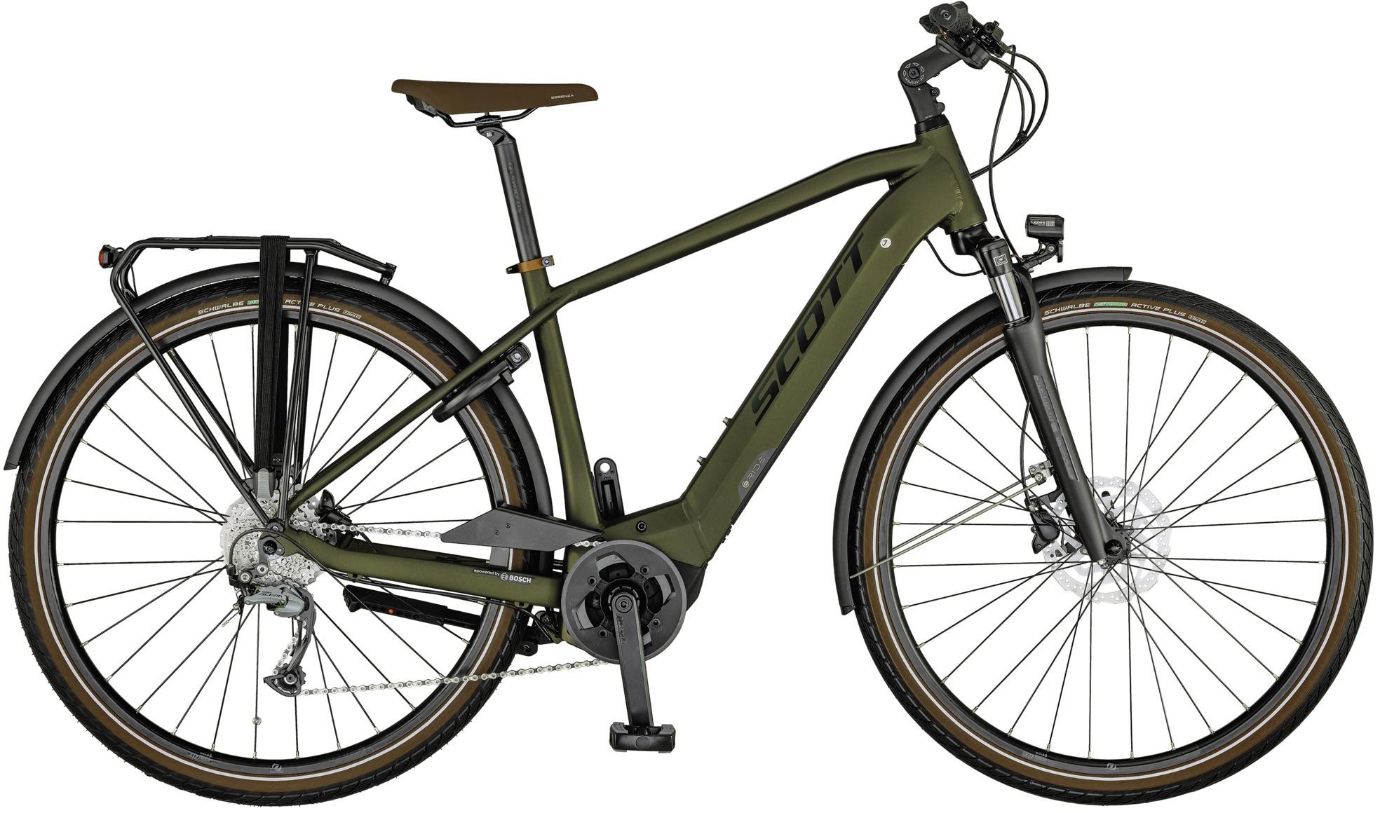 Scott Sub Tour Eride 30 Herre 2021 Cykler > Elcykler