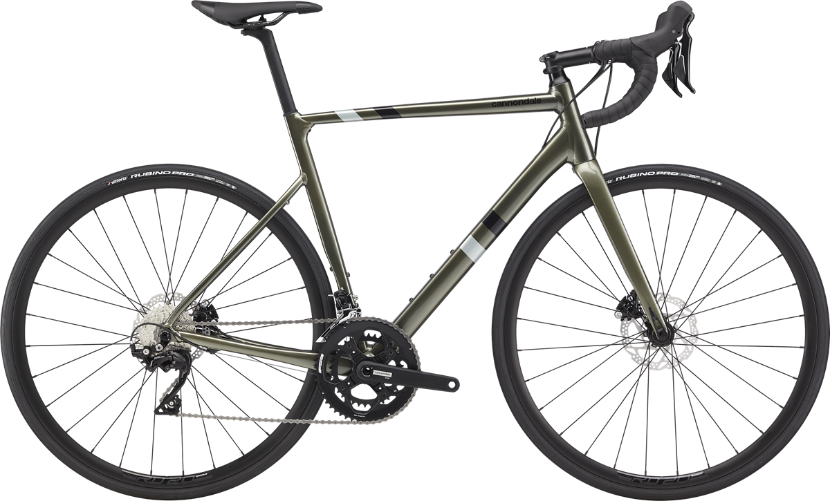 Cannondale CAAD13 Disc 105 2020 - Grøn