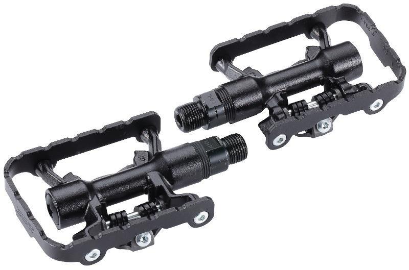 "BBB Standard Pedal med SPD ""Dualchoice"" BPD-23"