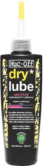 Muc-Off Dry Lube Olie - 120 ml