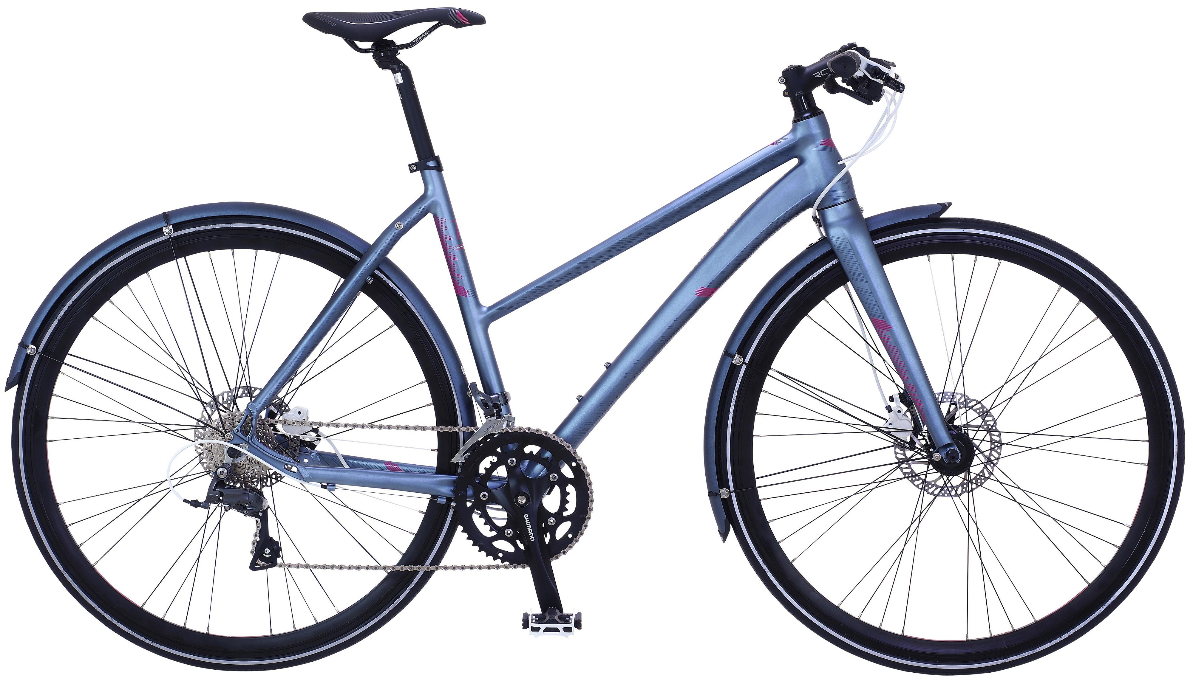 Kildemoes Logic Sport 7g Dame - Sort | city-cykel