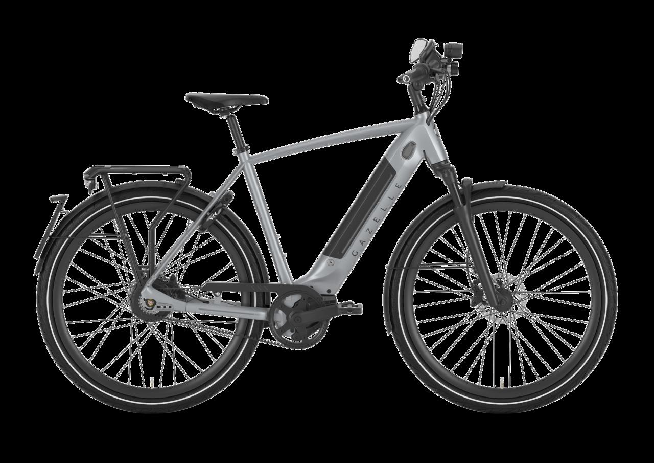 Gazelle Ultimate Speed 380 Herre 2021 -  Grå
