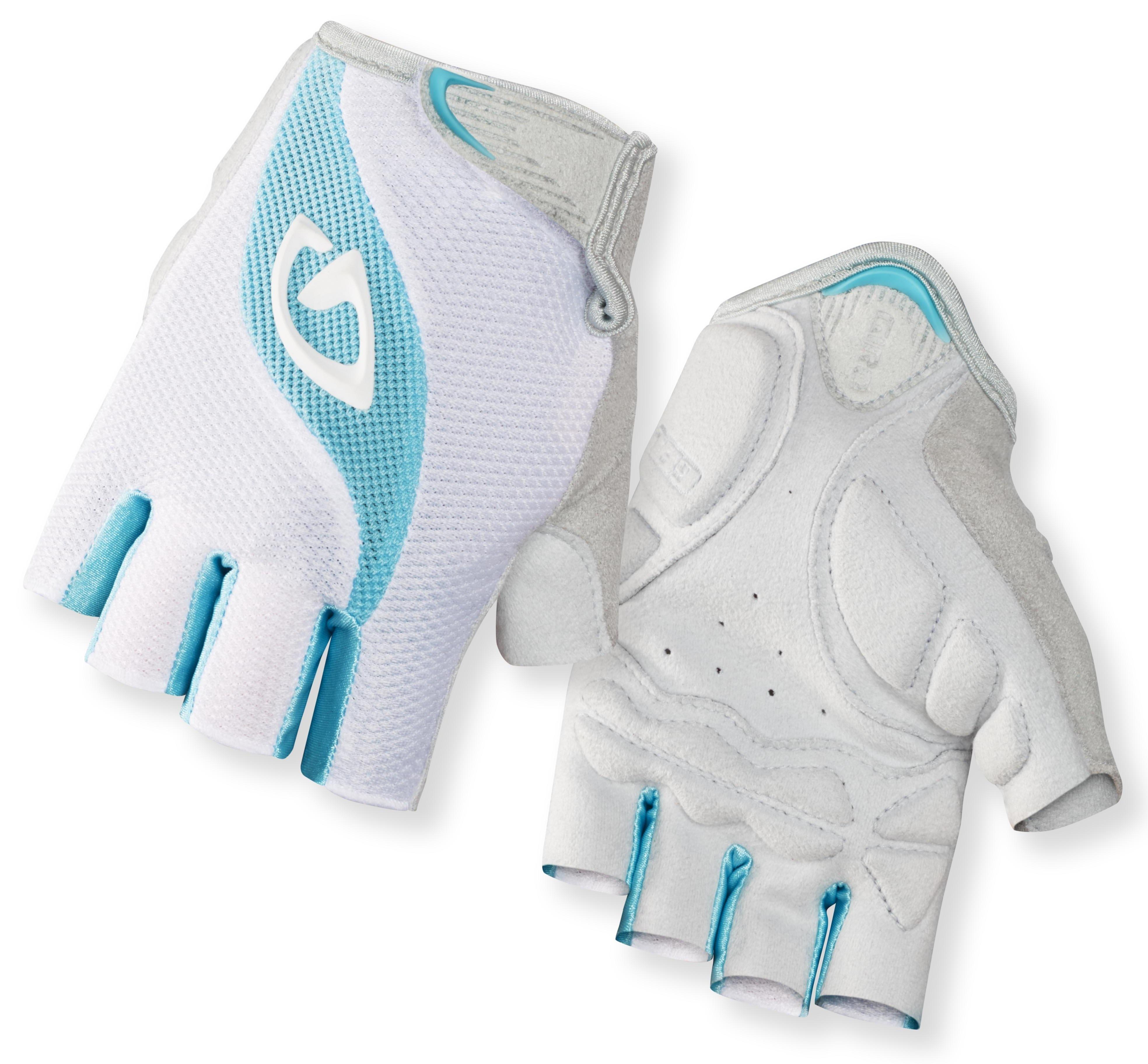 Køb Giro Handske Tessa Woman – Hvid/Blå
