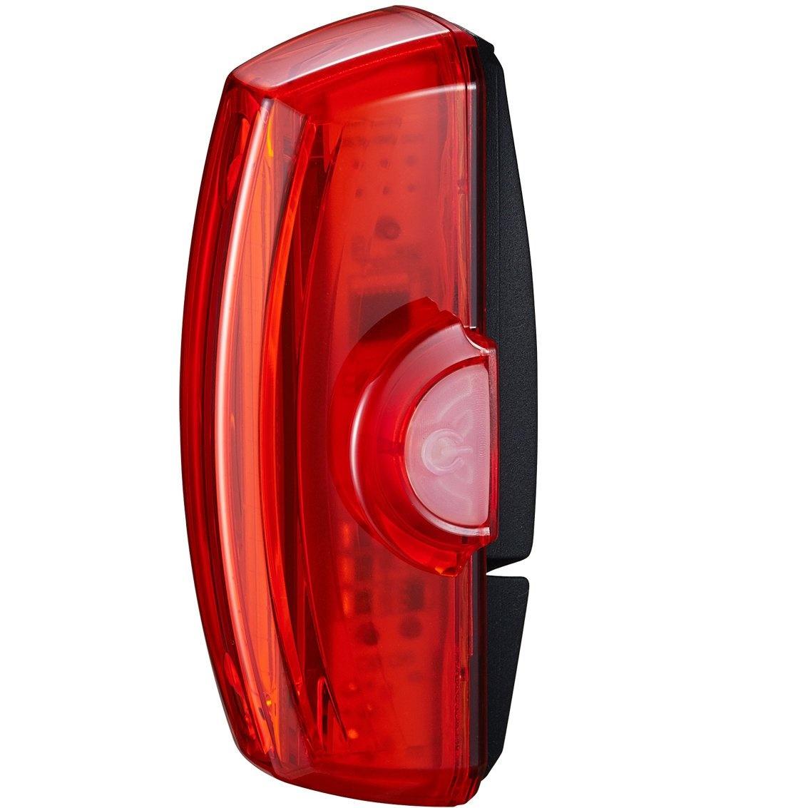 Cateye Rapid X2 TL-LD710-R USB Opladelig 50 Lumen Baglygte