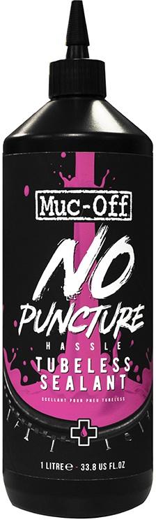 Muc-Off No Puncture Hassle Tubelessvæske - 1 L