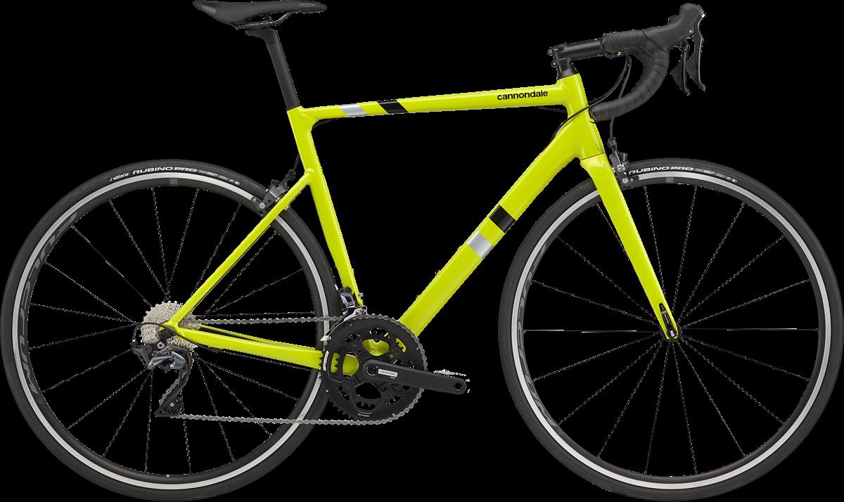 Cannondale CAAD13 Ultegra 2020 - gul