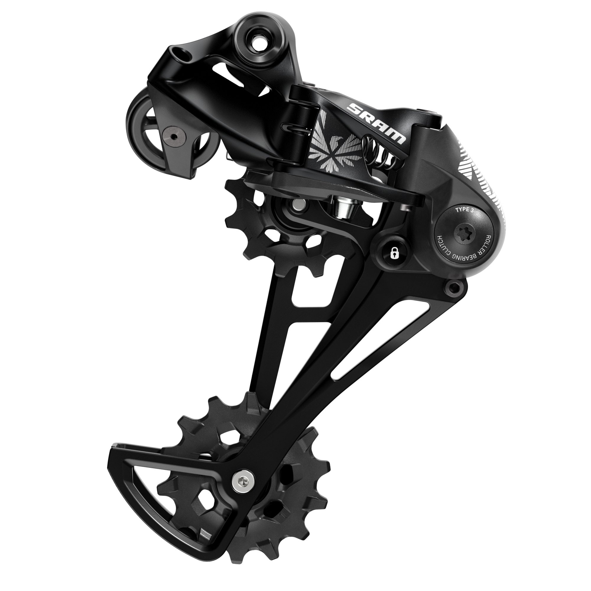 Sram Rear Derailleur Nx Eagle 12 Speed Long Cage Bagskifter