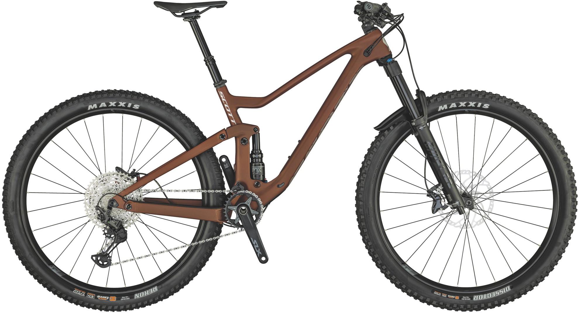 SCOTT Genius 930 2021 (Udstillingsmodel)