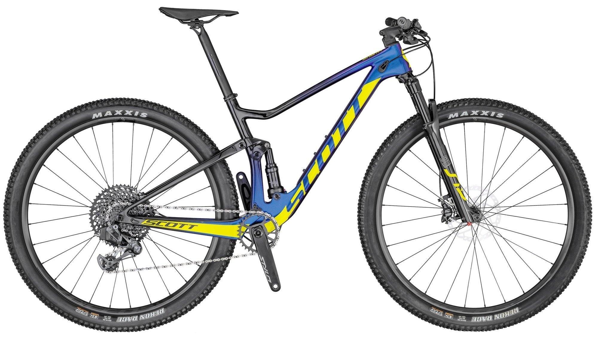 Scott Spark Rc 900 Team Issue Axs 2020 Cykler > Mountainbikes
