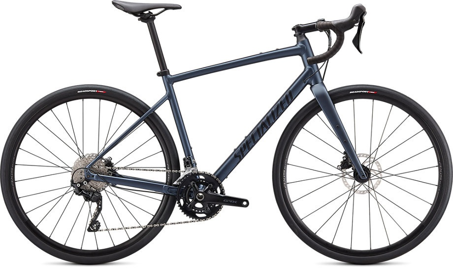 Specialized Diverge E5 Elite 2021 - blå