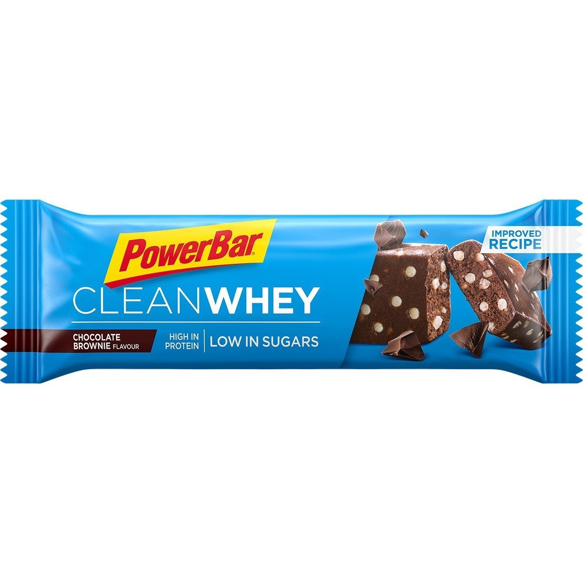 PowerBar Clean Whey Proteinbar Chocolate Brownie - 45g