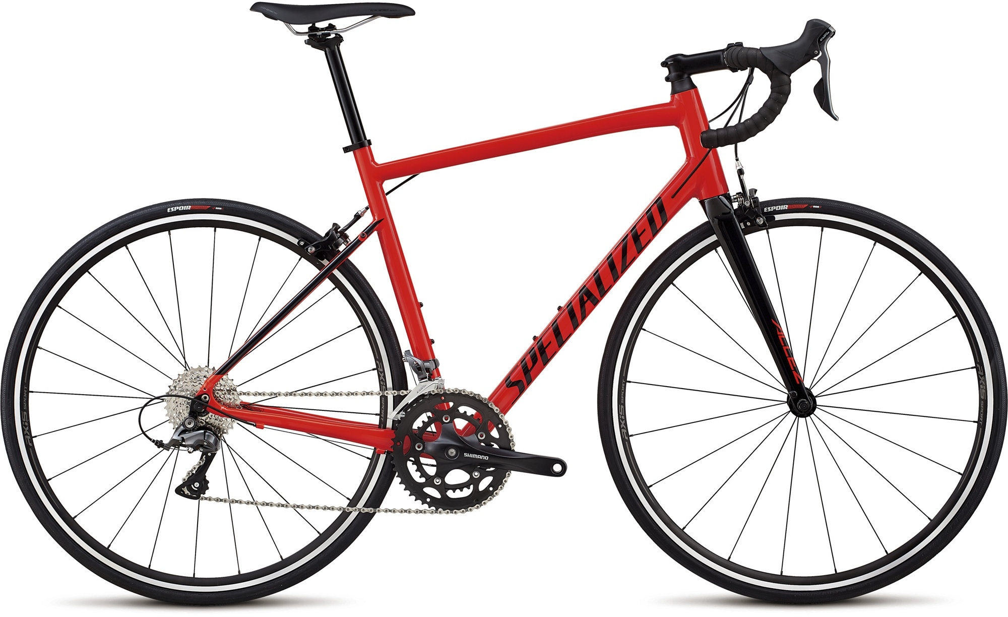 Specialized Allez 2019 - Rød