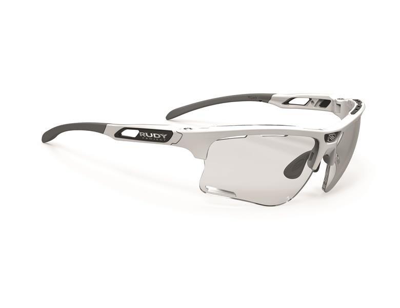 Rudy Project Keyblade FotokromiskeSolbriller - Hvid