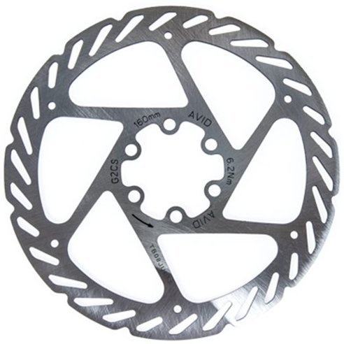 Avid Rotor G2 CleanSweep 6 bolt 160 mm