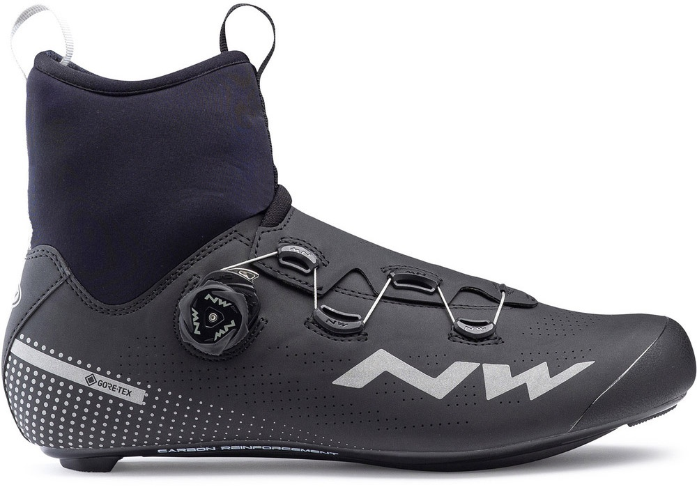 Northware Celsius R GTX Race Vintersko - Sort
