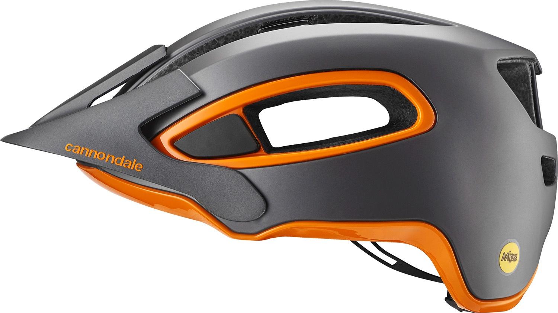 Cannondale Hunter MIPS Hjelm - Sort/Orange