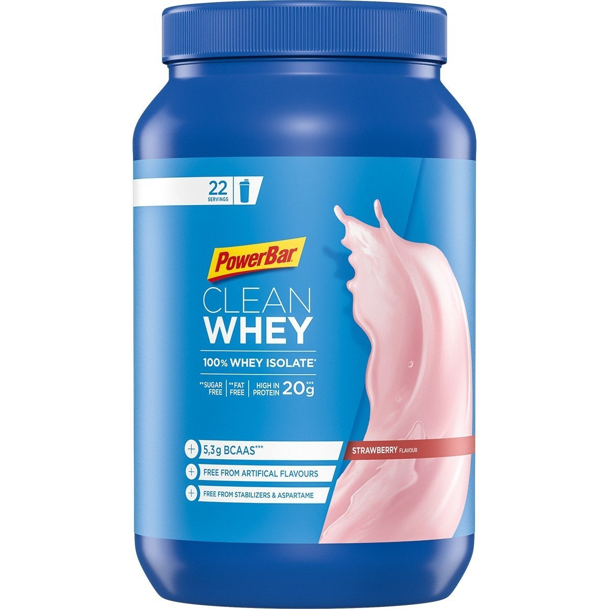 Powerbar 100% Whey - Strawberry Cheesecake 570g