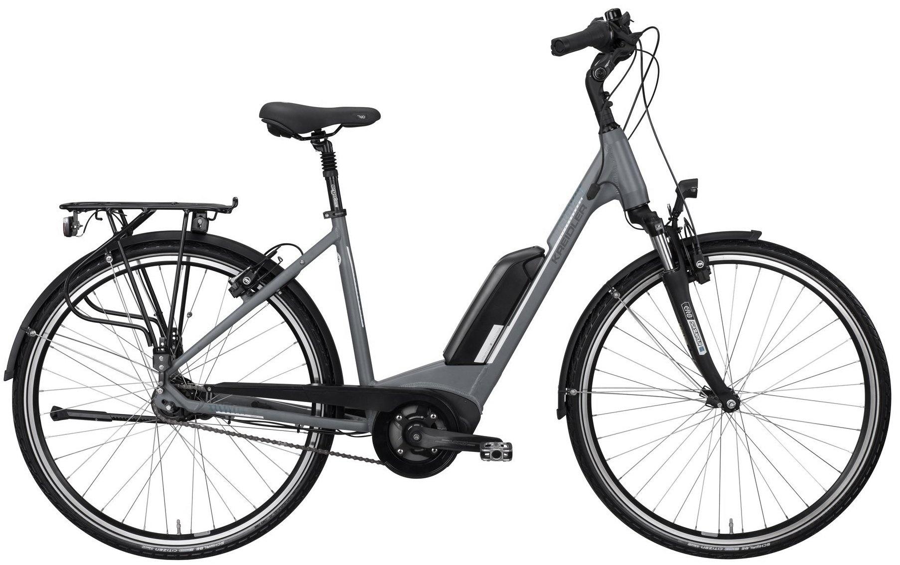 Kreidler Vitality Eco 2 Dame 2019 - grå