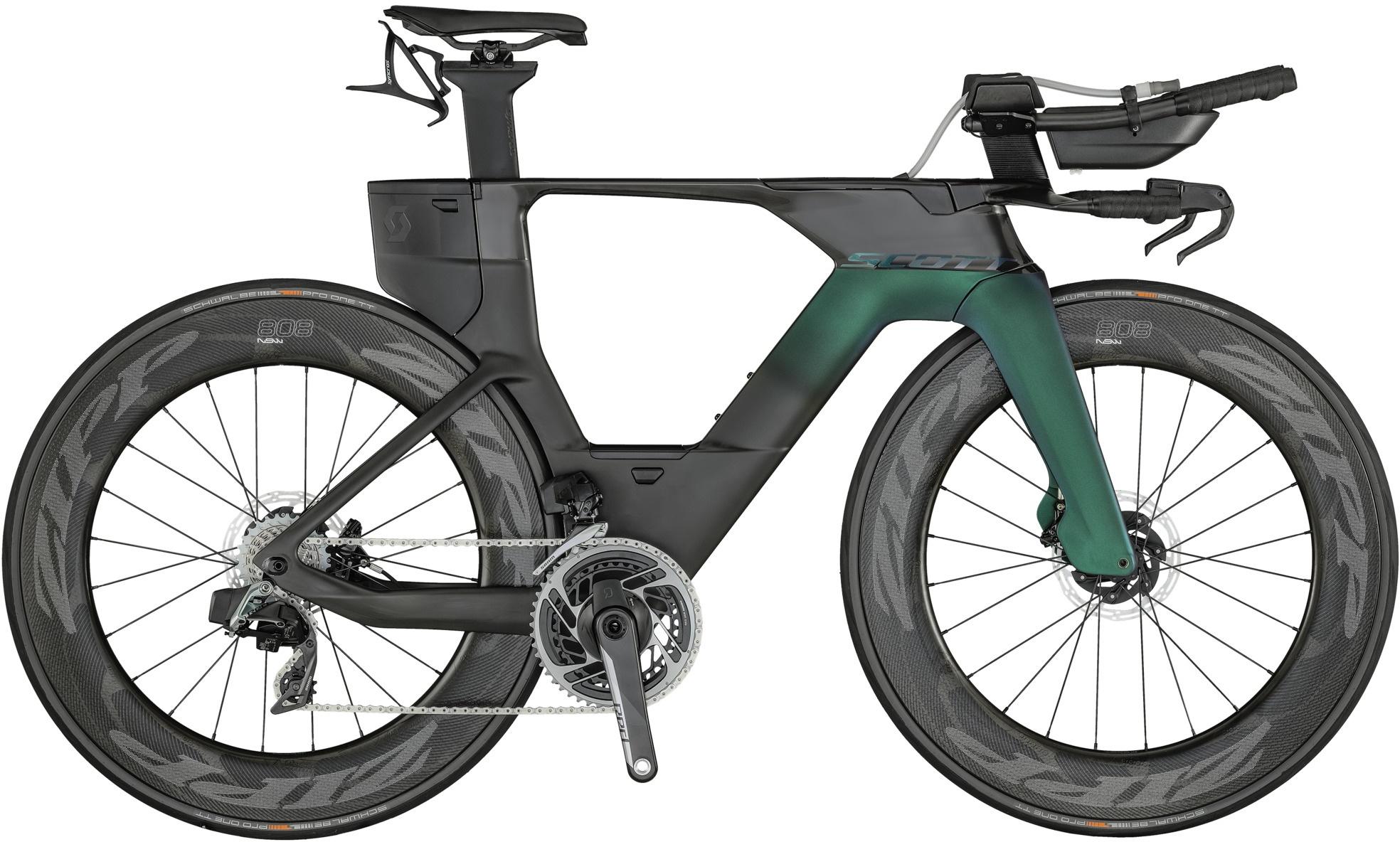 Scott Scott Plasma Premium 2021 Cykler > Racercykler