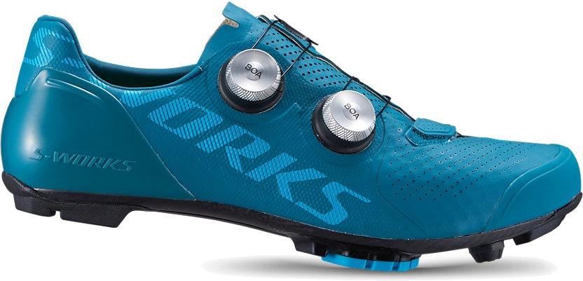 Specialized S-Works Recon Mountain Bike Mtb Sko - Blå Beklædning > Cykelsko