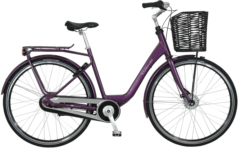 Kildemoes City Shopping 7G Dame Rullebremse 2021 - Lilla Cykler > Damecykler